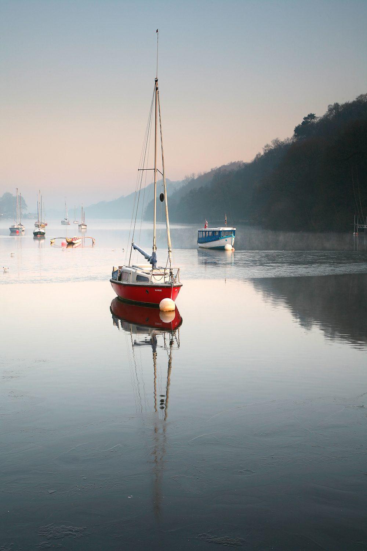 boats rudyard lake