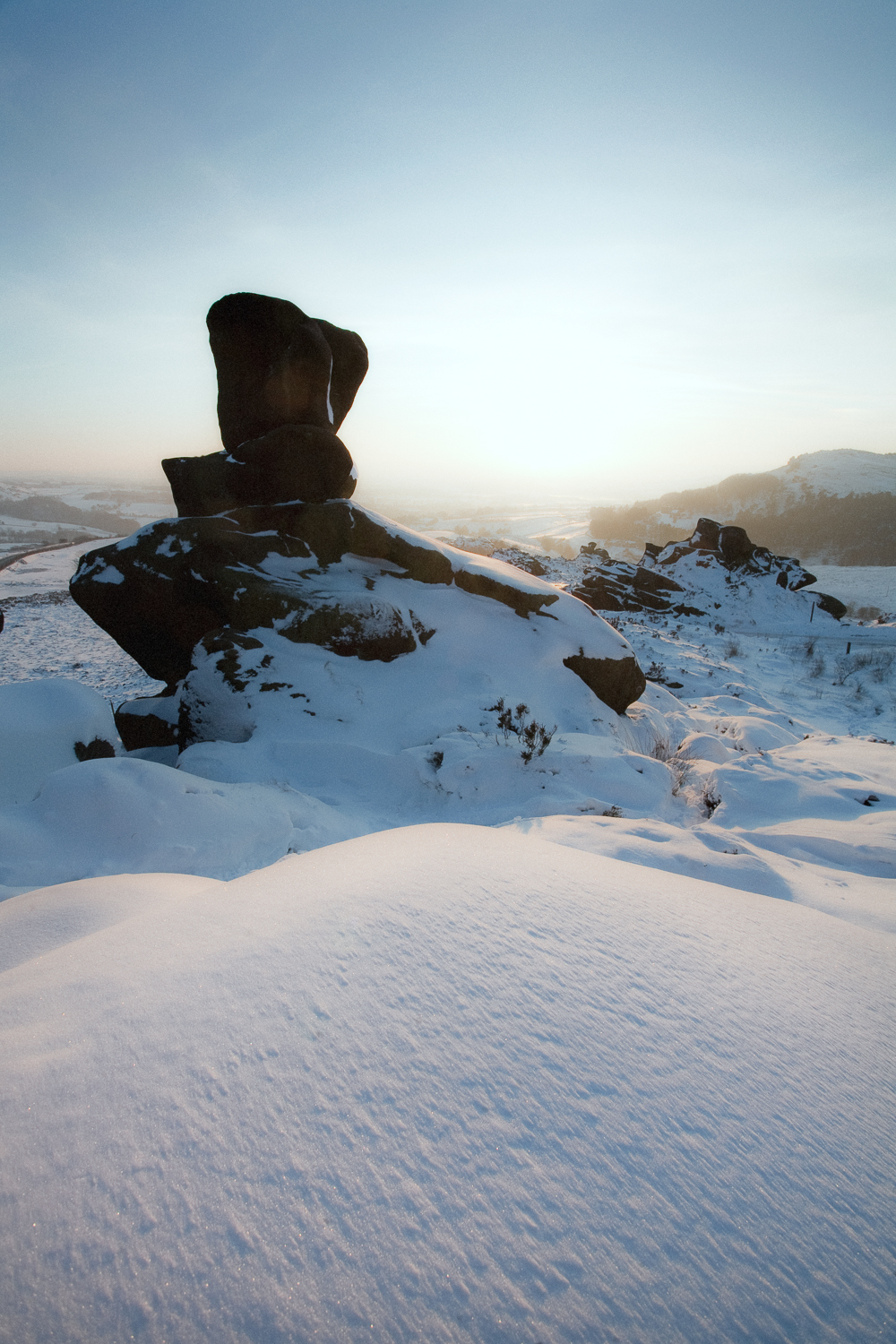 Peak District Winter Photography Tips Jon Cruttenden