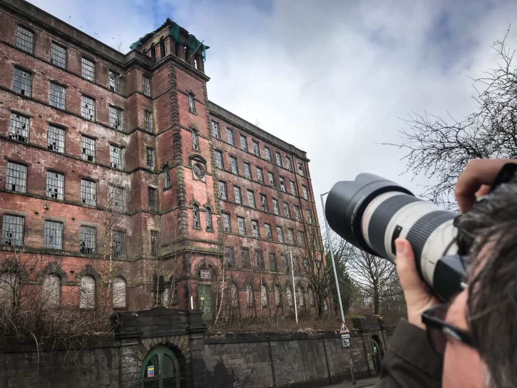 1to1 Photography tuition The Big Mill