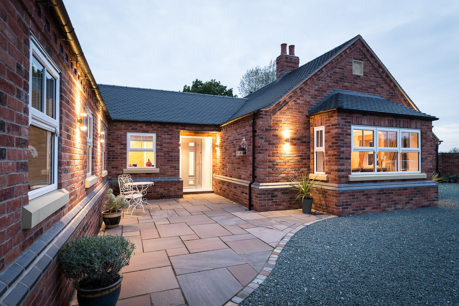 Property photography in Shropshire exterior
