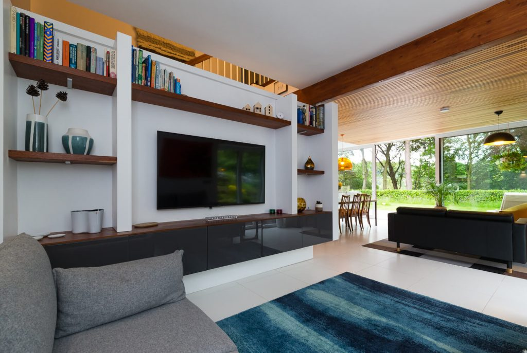 Interior Photography of Living area